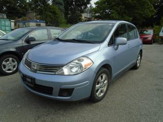 Used 2009 Nissan Versa 1.8 S for sale in King City, ON