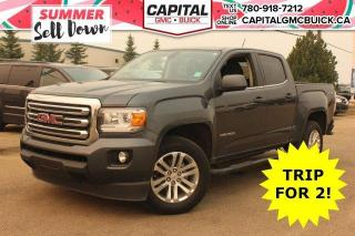 Used 2017 GMC Canyon Crew Cab 4WD SLE for sale in Edmonton, AB