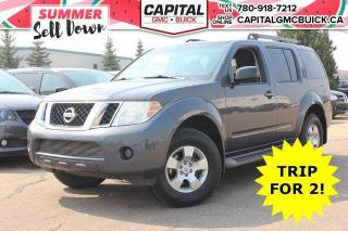 Used 2010 Nissan Pathfinder LE for sale in Edmonton, AB