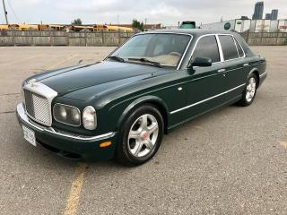 Used 2002 Bentley Arnage Red Label for sale in Mississauga, ON