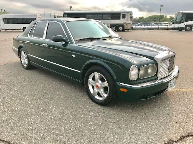Used 2002 Bentley Arnage Red Label For Sale In Mississauga Ontario