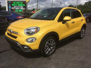 Used 2017 Fiat 500 TREKKING for sale in Cobourg, ON