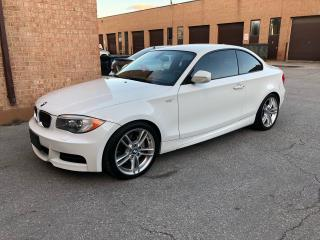 2012 BMW 1 Series 135i M-Package