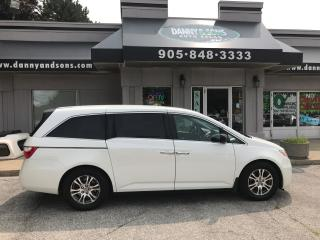 Used 2012 Honda Odyssey EX for sale in Mississauga, ON