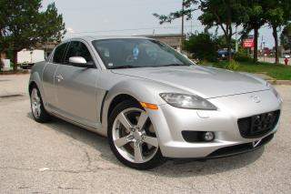 Used 2004 Mazda RX-8 GT for sale in Mississauga, ON