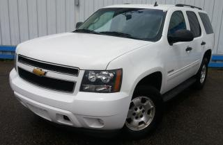 Used 2013 Chevrolet Tahoe LS 4X4 *9 PASSENGER* for sale in Kitchener, ON