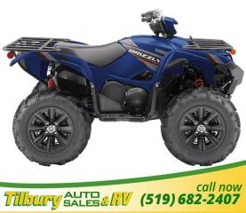 New 2019 Yamaha GRIZZLY EPS SE Big Bore Engine Built to Tackle Anything for sale in Tilbury, ON
