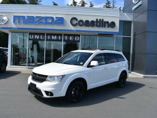 Used 2015 Dodge Journey SXT for sale in Campbell River, BC