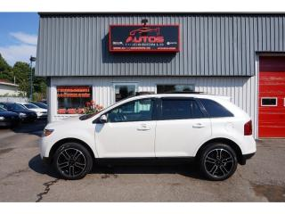 Used 2014 Ford Edge Sel Sport Awd Cuir for sale in Saint-romuald, QC
