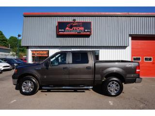 Used 2007 Ford F-150 Super Crew Awd Xlt for sale in Saint-romuald, QC