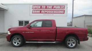 Used 2011 Dodge Ram 1500 Sport for sale in Etobicoke, ON