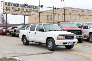 Used 2002 GMC Sonoma SLS 4x4 for sale in Brampton, ON