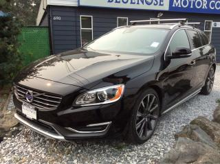 Used 2015 Volvo V60 T5 Premier Plus for sale in Parksville, BC