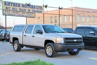 Used 2008 Chevrolet Silverado 1500 4x4 for sale in Brampton, ON