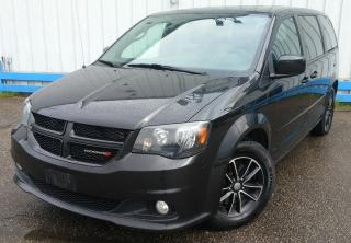 Used 2017 Dodge Grand Caravan GT *LEATHER-HEATED SEATS* for sale in Kitchener, ON