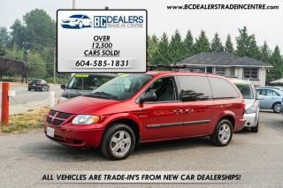 Used 2006 Dodge Grand Caravan Local and No Accidents, Very Clean, Bike Rack! for sale in Surrey, BC