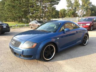 Used 2002 Audi TT for sale in Scarborough, ON