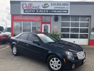 Used 2007 Cadillac CTS LEATHER, SUNROOF for sale in London, ON
