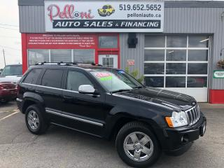 Used 2006 Jeep Grand Cherokee Overland 5.7L V8, LEATHER SUNROOF for sale in London, ON