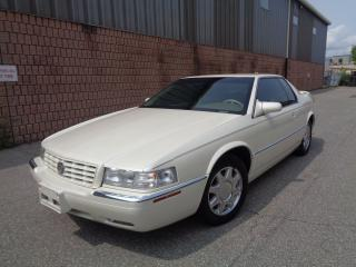 Used 1998 Cadillac Eldorado ETC - TOURING - COUPE for sale in Toronto, ON