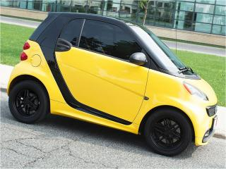 Used 2013 Smart fortwo CITY FLAME|NAVI|LEATHER|PANOROOF|BRABUS WHEELS for sale in Toronto, ON
