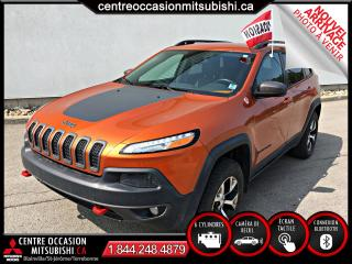 Used 2015 Jeep Cherokee Trailhawk 4 portes 4 roues motrices for sale in Blainville, QC