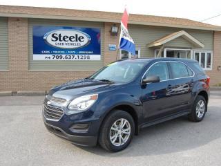 Used 2017 Chevrolet Equinox LS for sale in Corner Brook, NL