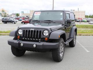 Used 2013 Jeep Wrangler Sport with A/C!! for sale in Halifax, NS