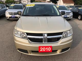 Used 2010 Dodge Journey SE for sale in St Catharines, ON