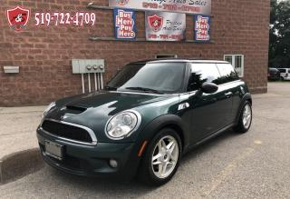 Used 2009 MINI Cooper Hardtop S/ONE OWNER/NO ACCIDENT/CERTIFIED/WARRANTY for sale in Cambridge, ON
