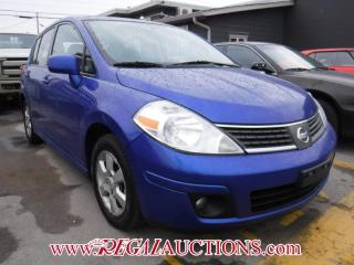 Used 2009 Nissan Versa SL 4D Hatchback for sale in Calgary, AB