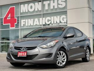 Used 2013 Hyundai Elantra GL | Heated Seat | Bluetooth | Cruise for sale in St Catharines, ON
