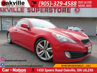 Used 2010 Hyundai Genesis Coupe 2.0T GT | LEATHER | BREMBO BRAKES | HTD SEATS | for sale in Oakville, ON