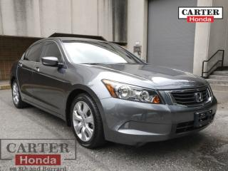 Used 2010 Honda Accord EX-L for sale in Vancouver, BC