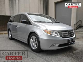 Used 2011 Honda Odyssey Touring Navigation + Rear DVD for sale in Vancouver, BC