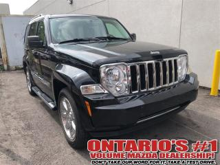 Used 2008 Jeep Liberty Limited Edition for sale in North York, ON
