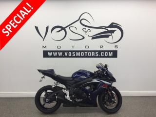 Used 2007 Suzuki GSX-R750 - Financing Available for sale in Concord, ON