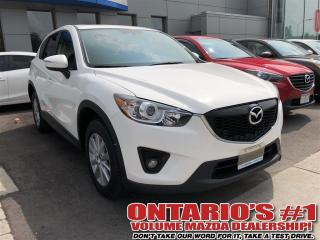 Used 2015 Mazda CX-5 GS for sale in North York, ON
