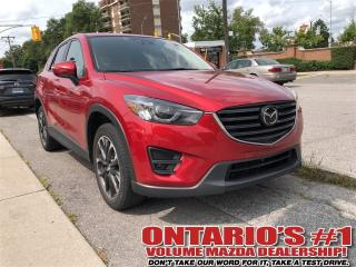 Used 2016 Mazda CX-5 GT-AWD, NAV, SUNROOF, LEATHER/1.99%, C.P.O!!!-TORO for sale in Toronto, ON
