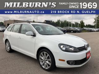 Used 2014 Volkswagen Golf Wagon Highline TDI / Pano Roof for sale in Guelph, ON