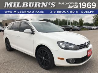 Used 2013 Volkswagen Golf Wagon Highline TDI / Nav. / Pano Roof for sale in Guelph, ON