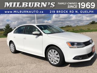 Used 2014 Volkswagen Jetta Comfortline TDI / Sunroof for sale in Guelph, ON