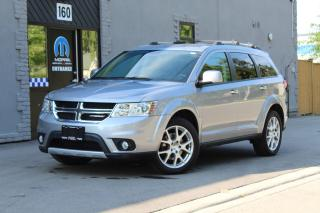 Used 2016 Dodge Journey R/T AWD*NAV*Cam*Bluetooth*Leather*7 PASS for sale in Mississauga, ON