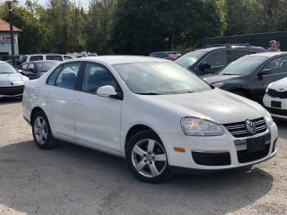 Used 2010 Volkswagen Jetta Sedan 1-Owner 2.5L Power Group A/C Cruise for sale in Holland Landing, ON