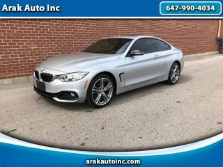 Used 2014 BMW 4 Series 428i xDrive for sale in Mississauga, ON