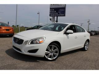 Used 2013 Volvo S60 T6 PREMIUM for sale in St-Eustache, QC