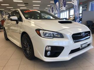 Used 2017 Subaru WRX STI Sport for sale in Lévis, QC