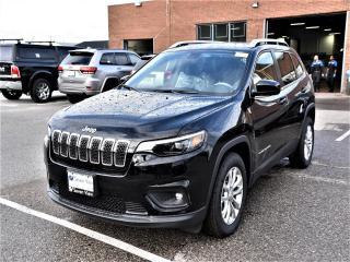 New 2019 Jeep Cherokee North|KEYLESS ENTRY|REMOTE START|HEATED STEERING for sale in Concord, ON