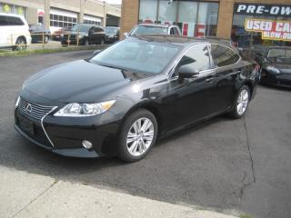 Used 2013 Lexus ES 350 PREMIUM PKG.NAVIGATION.REAR VIEW CAMERA for sale in North York, ON
