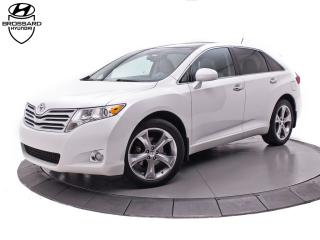 Used 2012 Toyota Venza Awd V6 Cuir Toit Gps for sale in Brossard, QC
